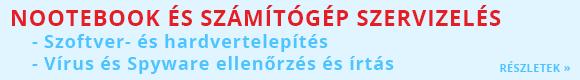 Nootebook, laptop, PC és számítógép szervizelés - PCW PC bolt Győr