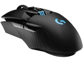 Logitech G903 Wireless Lightspeed Gamer Black