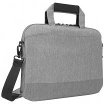 "Targus TSS959GL CityLite Laptop Case Shoulder Bag 14"" Grey"
