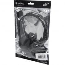 Sandberg USB Office Headset Saver Black